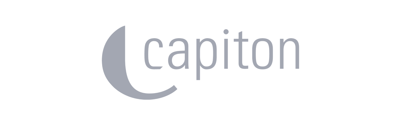 Technology & product due diligence | Code & Co. advises  CAPITON AG (logo shown)