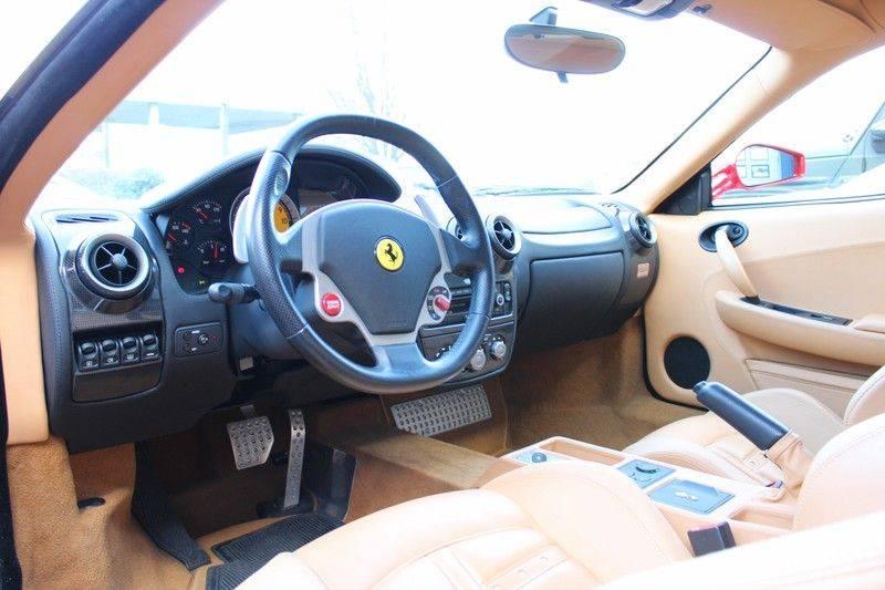 Ferrari F430 F1, Origineel NL geleverd, full ferrari history afbeelding 4