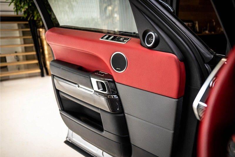 Land Rover Range Rover Sport P575 SVR | Panorama | Stoelkoeling | HUD | Carbon afbeelding 9