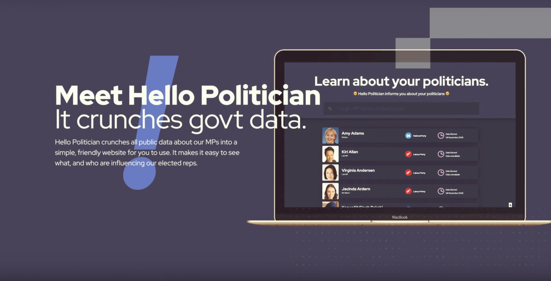 hello politician image