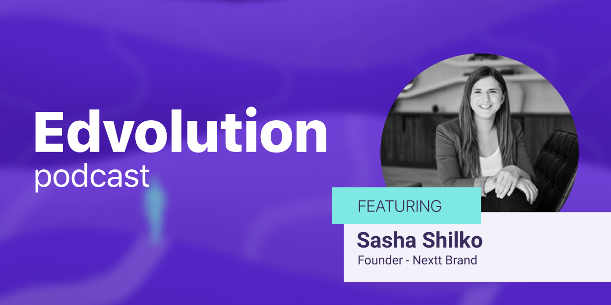 #6   Sasha Shilko: Tech Burnout, Dealing with Anxiety, Sabbaticals