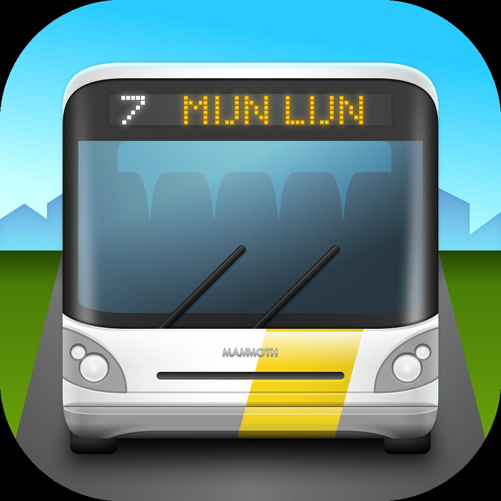 MijnLijn 3.9 and newer logo