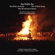 Up Helly Aa CD.