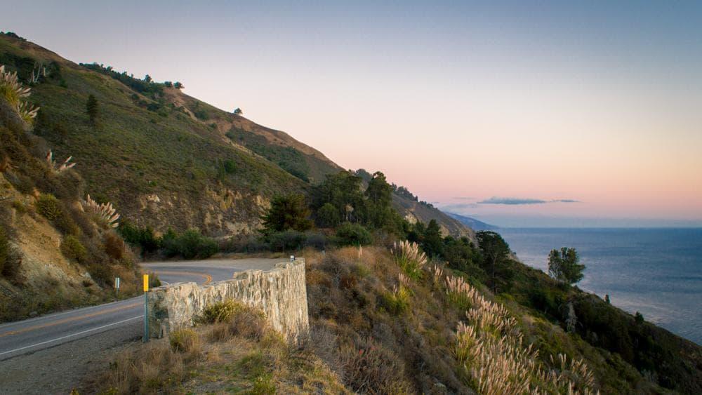Big Sur Route 1