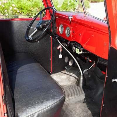 Ford V8 Flatbed Pickup 1937 10