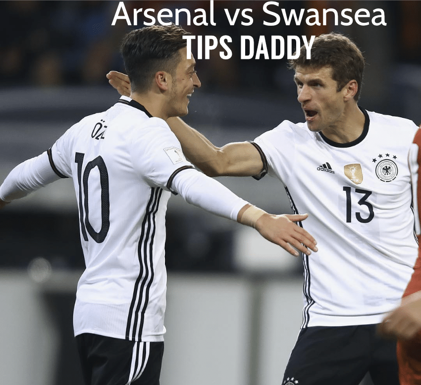 Arsenal vs Swansea Football Tips