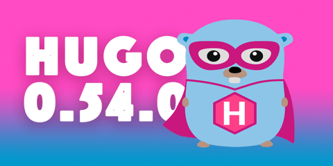 Featured Image for 0.54.0:  Mostly Bugfixes