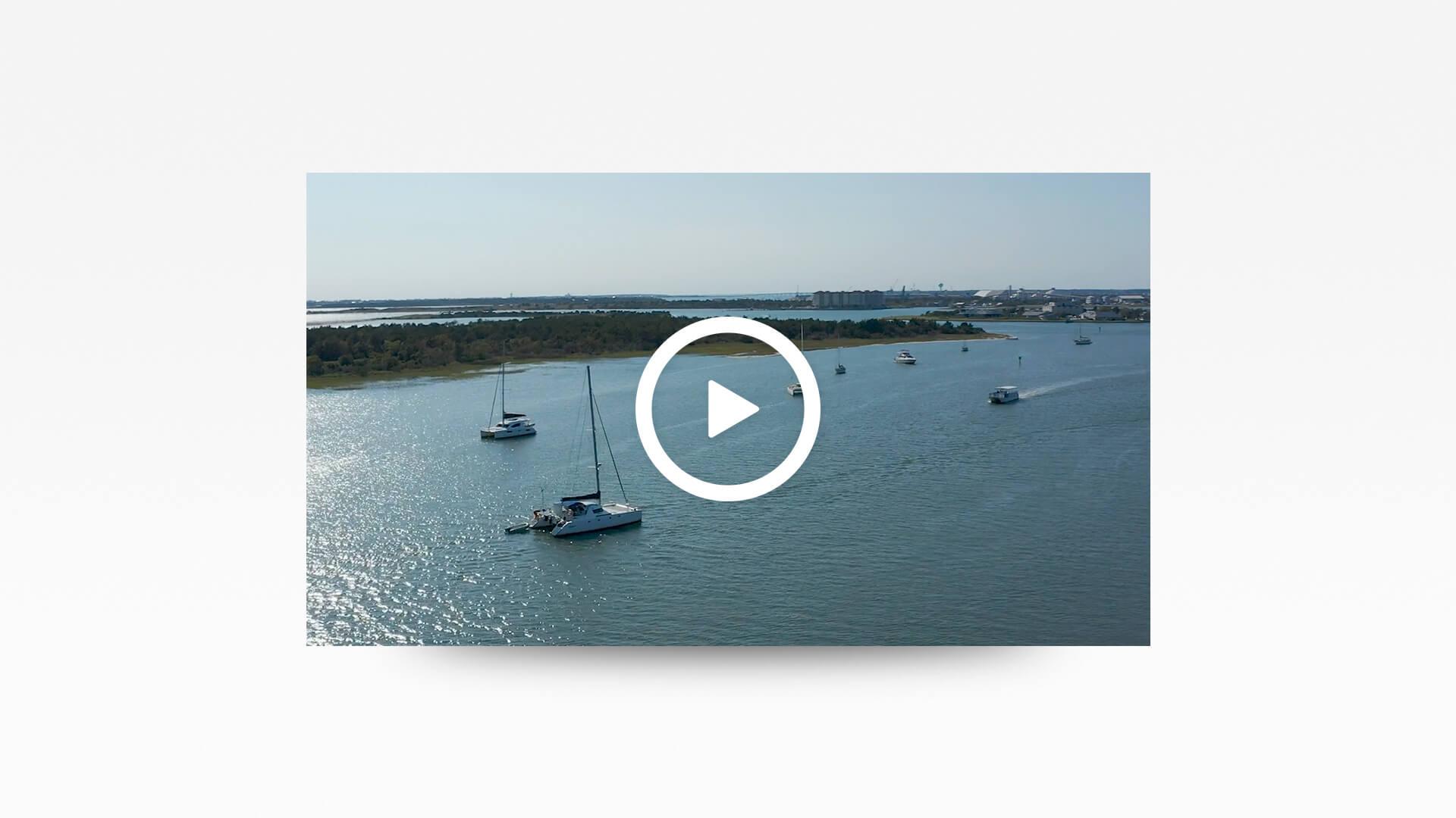 Crystal Coast video