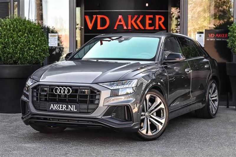 Audi Q8 50 TDI NP € 174K, S-LINE+PANO.DAK+MASSAGE+22INCH+B&O afbeelding 1