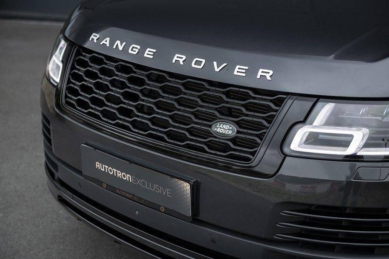 "Land Rover Range Rover 5.0 V8 SC VOGUE Black Pack Elek. Trekhaak, Head-up, 22"", Stoelverkoeling, afbeelding 10"