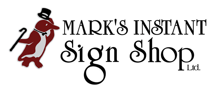 Mark's Instant Sign Shop