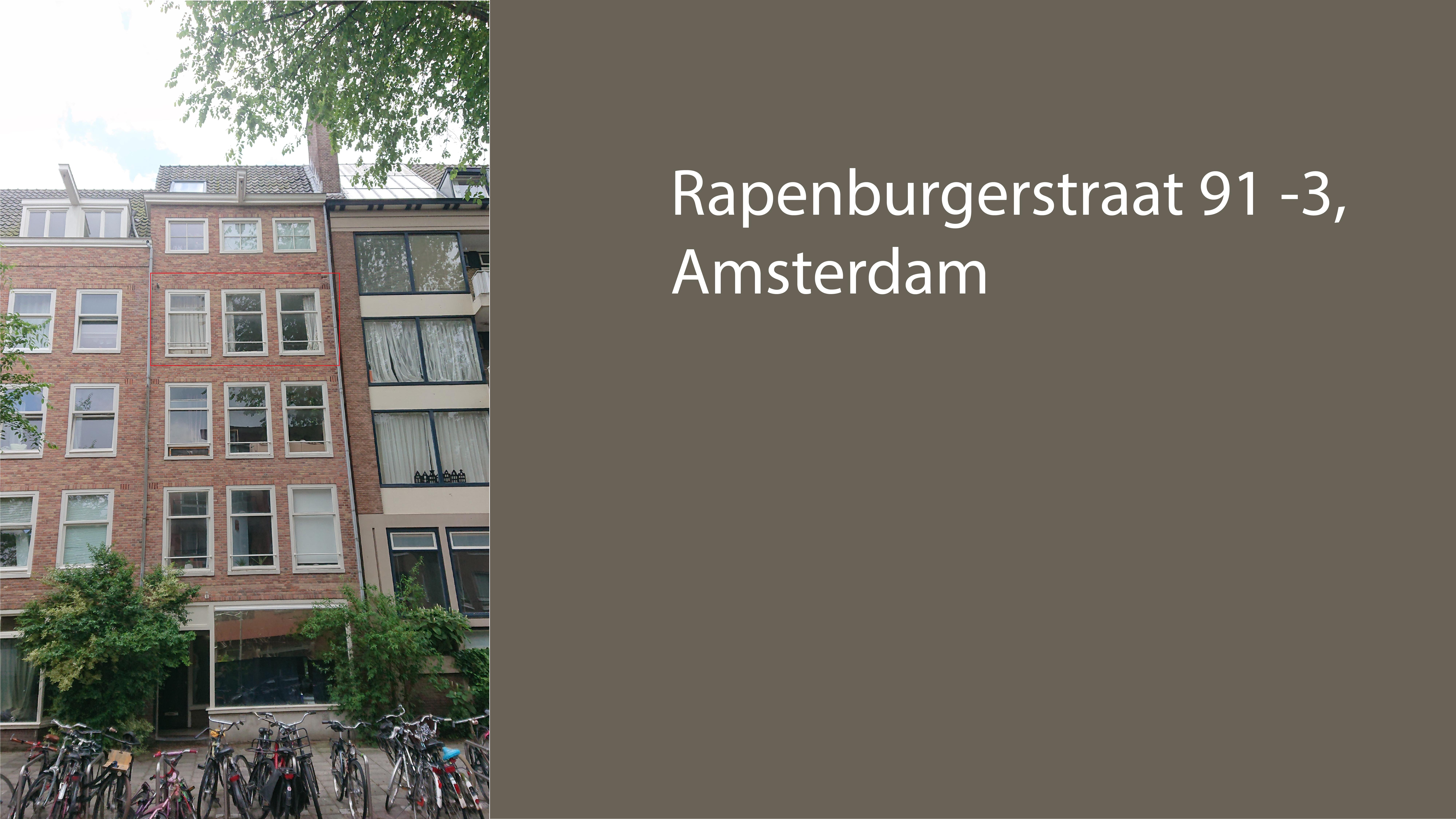 Rapenburgstraat 91 3