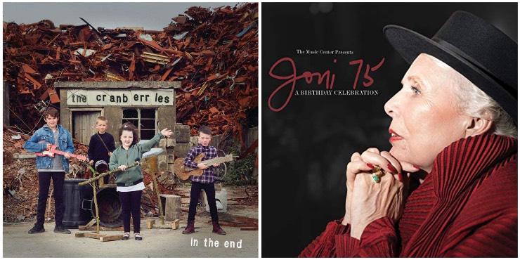 The Cranberries, Joni Mitchell