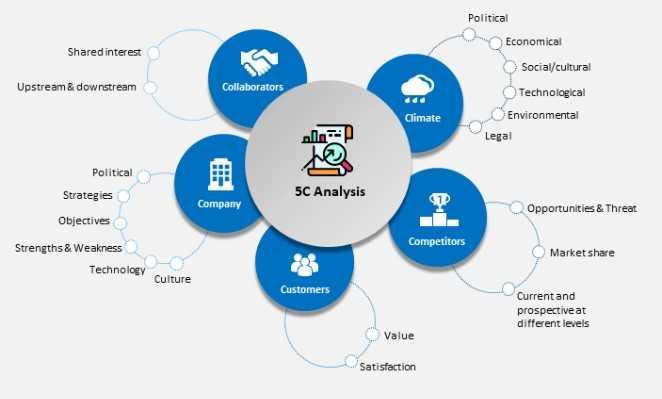 5c marketing analysis