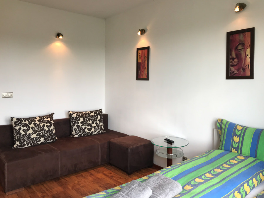 Rewa - pokój 3-4 osobowy