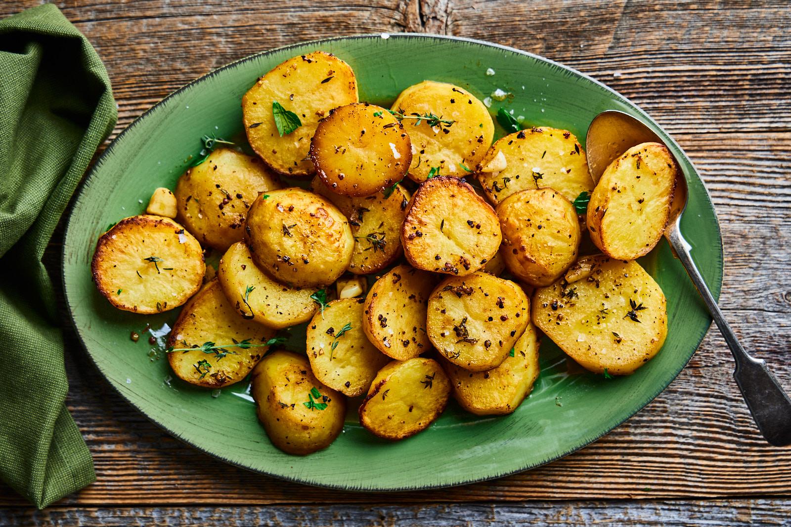 Easy No Fail Melting Potatoes