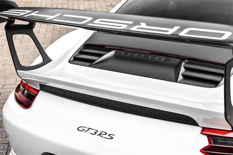 Porsche 911 GT3 RS PCCB+SPORTCHRONO+AKRAPOVIC+CAMERA afbeelding 22