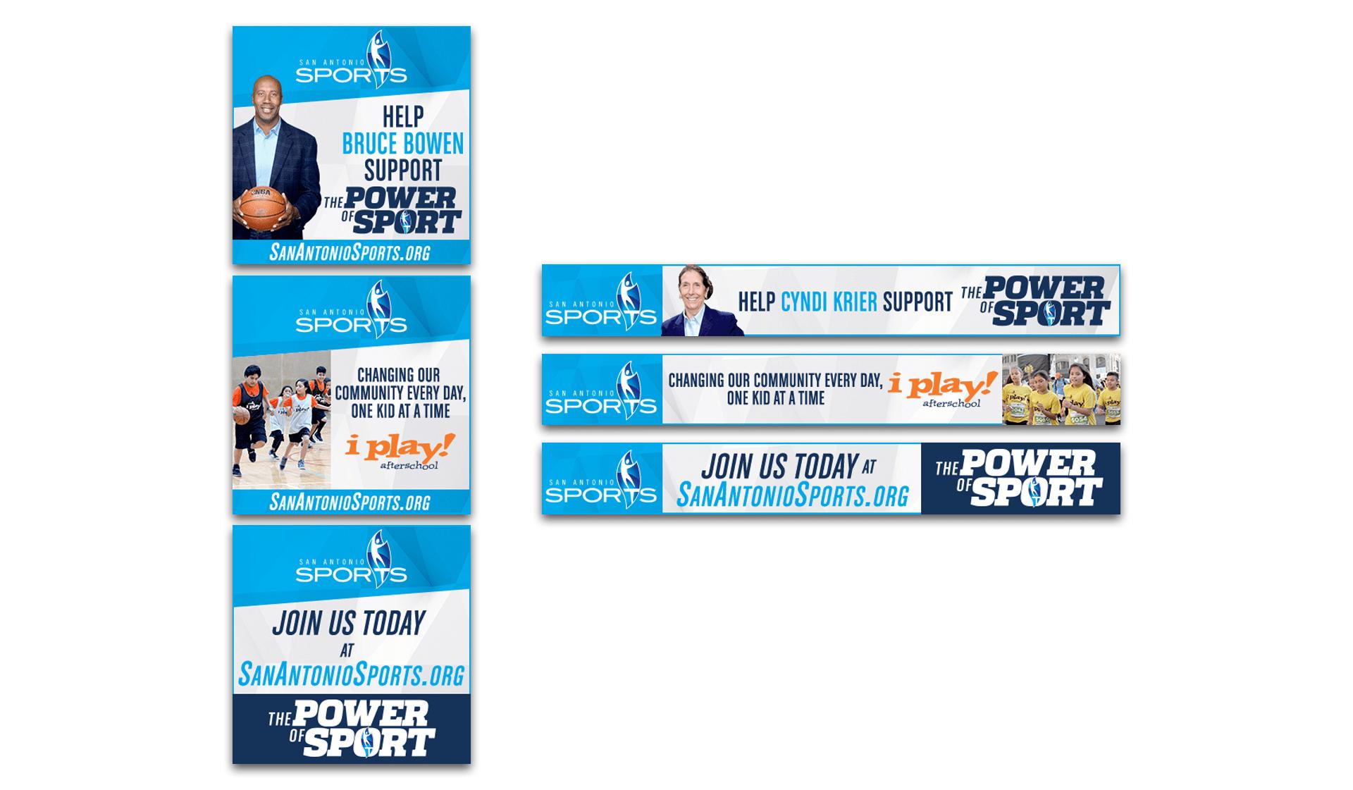 SA Sports Digital Ads