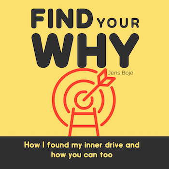 image and link to find your why book