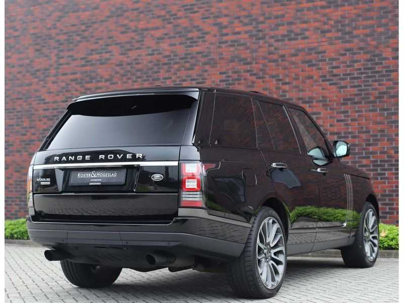 Land Rover Range Rover 5.0 V8 Autobiography *Pano*Camera*Full option!* afbeelding 2