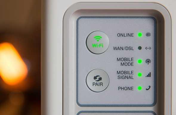 wifi router instellingen