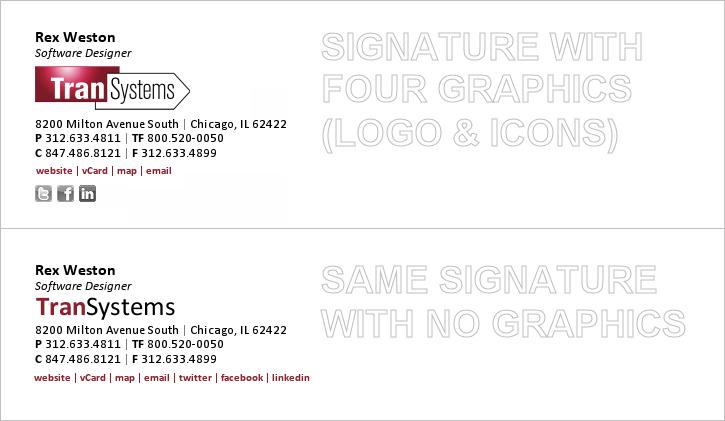 Email Signature - No Graphics -2