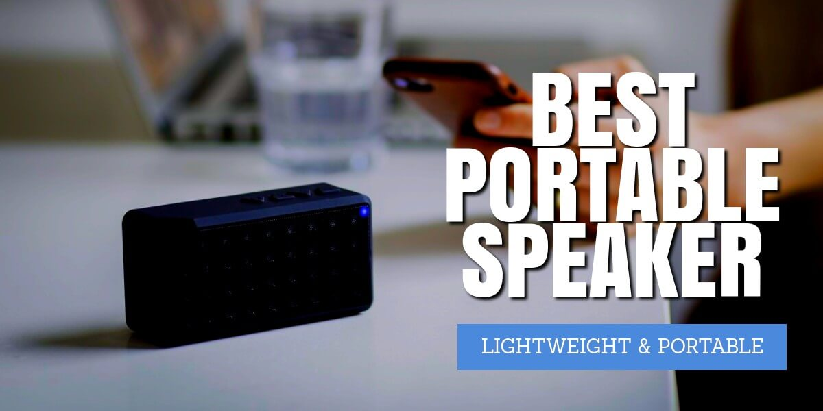 Get Lost in Music Everywhere With This Ultra-Portable Travel Speaker
