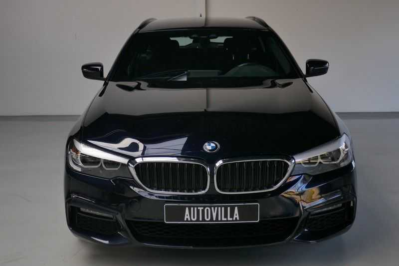 BMW 5 Serie Touring 520d High Executive M-pakket afbeelding 8