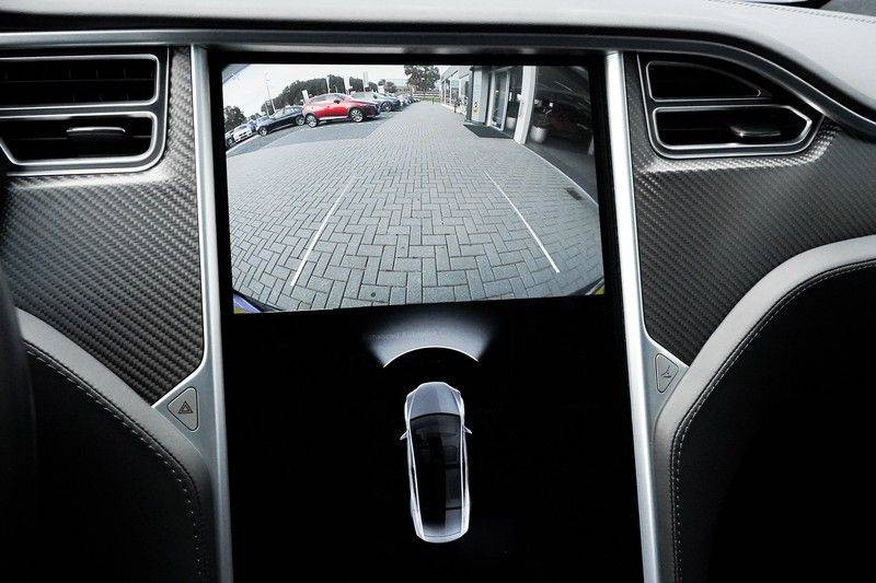 """Tesla Model X 100D Excl. BTW Luchtvering, Autopilot Leer 4% bijt. 22"""" afbeelding 20"""
