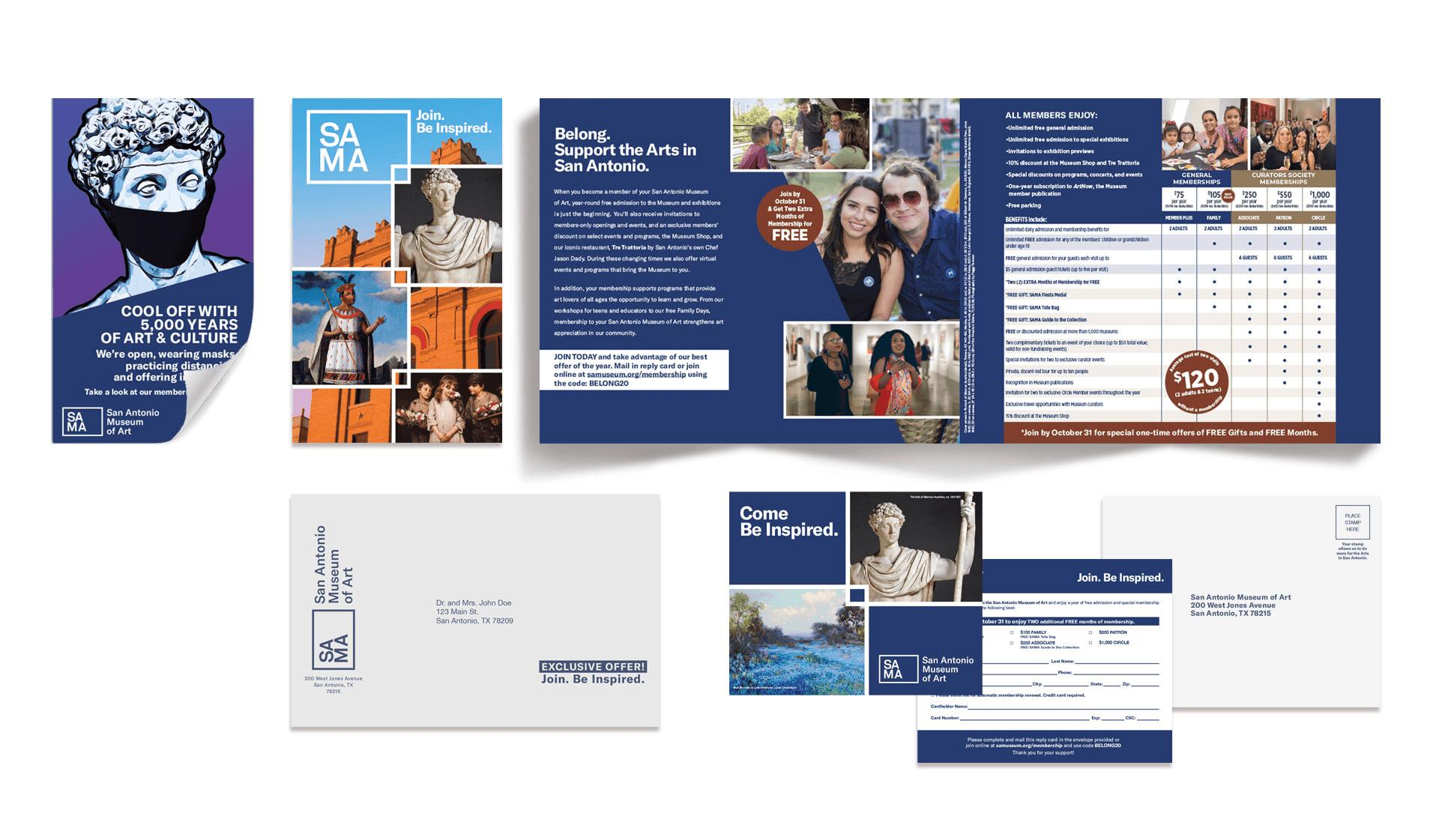 SAMA Membership Mailer