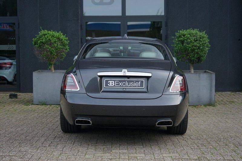 Rolls-Royce Ghost 6.75 V12 Nieuw model, Starlight Headliner, Bespoke audio afbeelding 6
