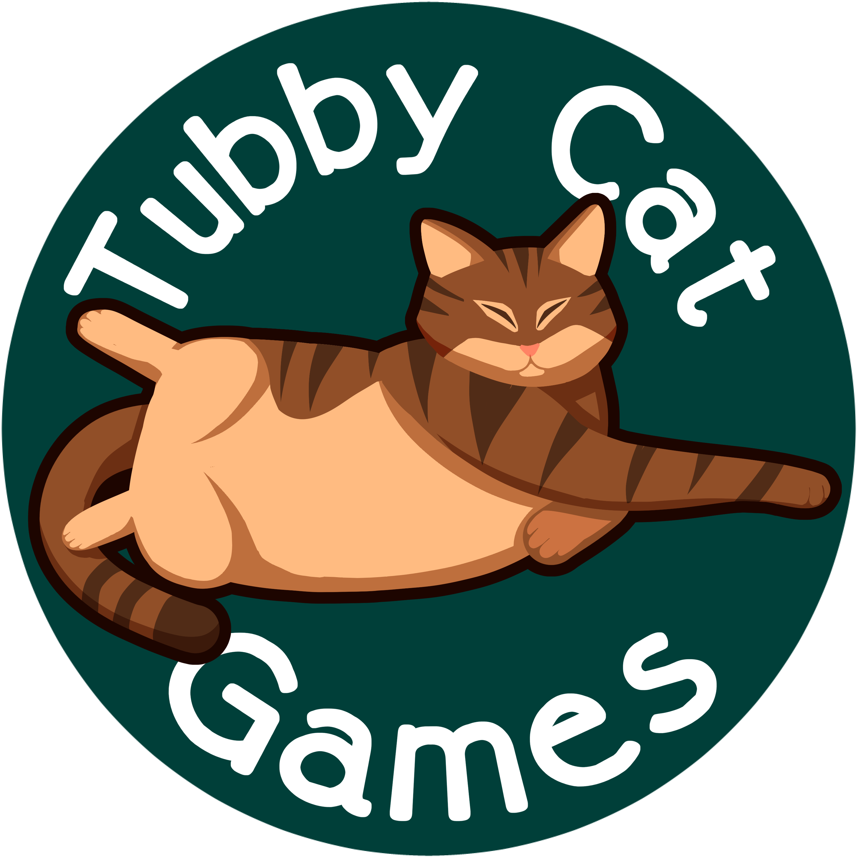Tubby Cat Games Icon