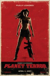 cover Grindhouse Presents Planet Terror