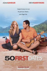 cover 50 First Dates
