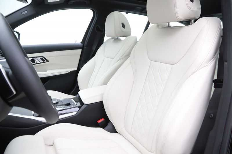 BMW 3 Serie Touring 320d High Executive Luxury Line Automaat Euro 6 afbeelding 9