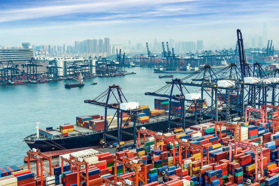 Annual Worth of Cargo Transported by The Liner Shipping Industry is US$ 4 trillion