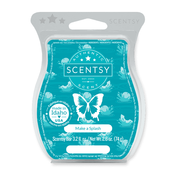 Picture of Make a Splash Scentsy Bar