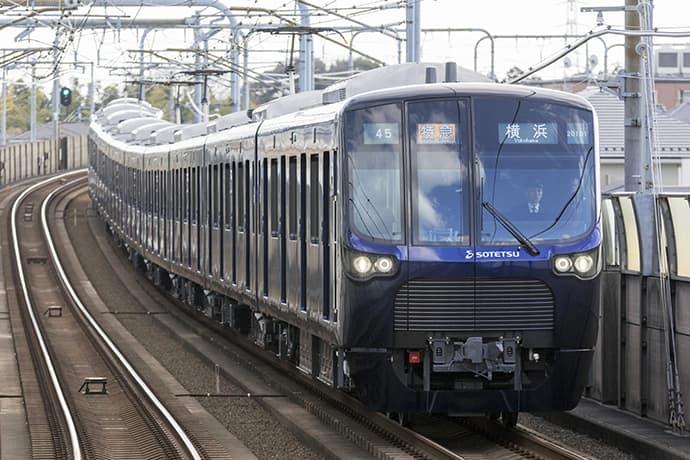 20000系電車の外観