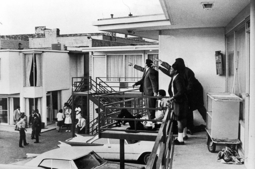 Martin Luther King mord