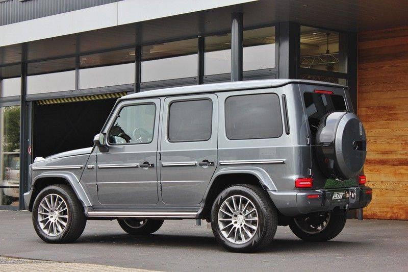 Mercedes-Benz G-Klasse 500 4.0 V8 422pk **360/Distronic/Schuifdak/Trekhaak/DAB** afbeelding 8