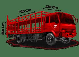 TrawlTruck - Cold Diesel Double Long Bak \<
