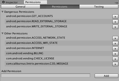 Unity Editor UI Example