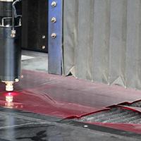 Lavorazione laser, dettaglio
