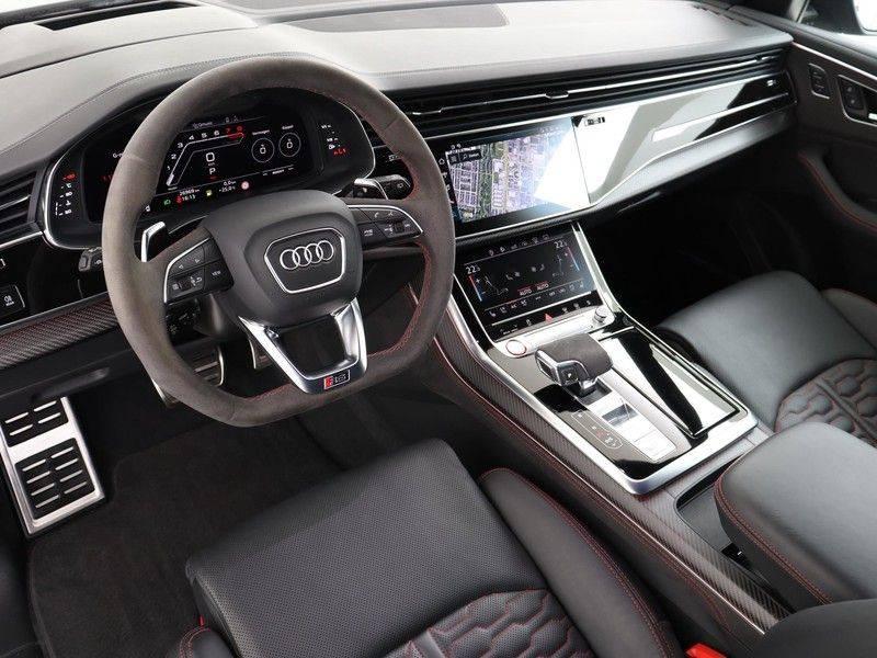 Audi RSQ8 4.0 TFSI 600 pk RS Q8 quattro | Pano.Dak | Carbon | Trekhaak | Keyless-Entry | 360Camera | B&O Sound | Alcantara | afbeelding 2