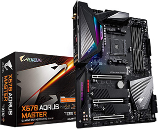 Aorus X570 Master