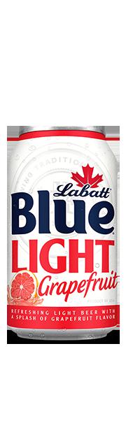 Labatt Blue Light Grapefruit
