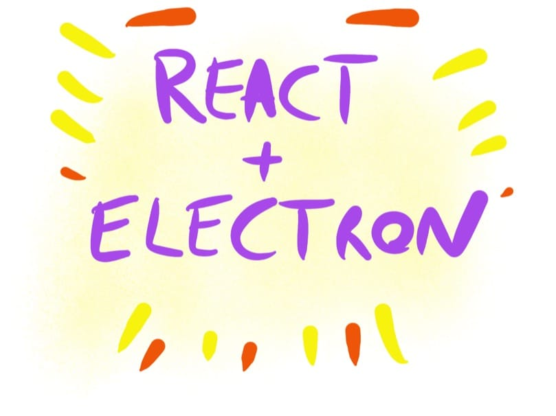 React and Electron