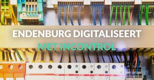 Endenburg Elektrotechniek digitaliseert Scope inspecties met Incontrol