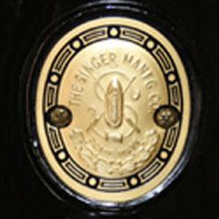 1952 Badge