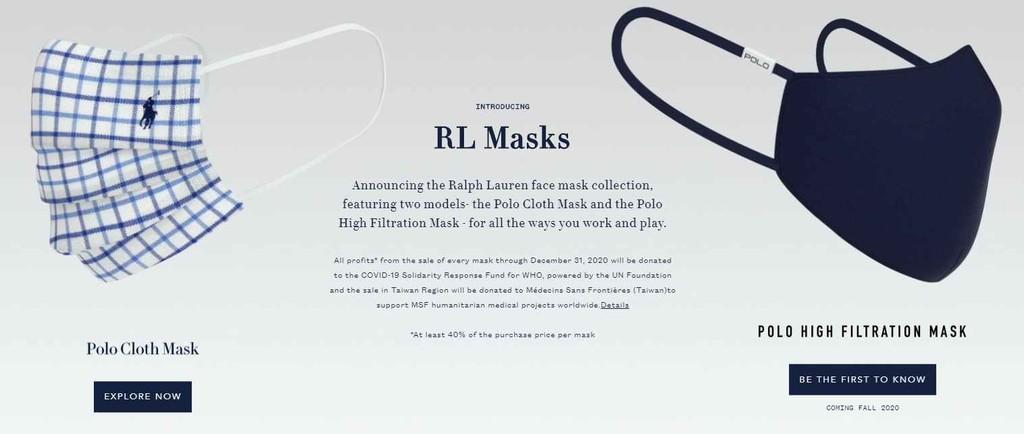 RL masks CTA